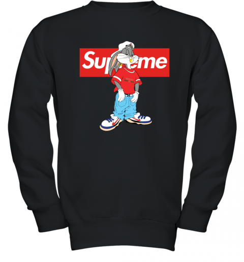 Bugs Bunny Supreme Youth Sweatshirt