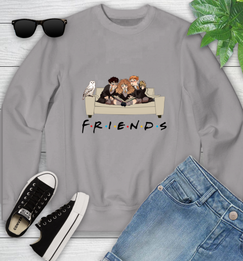 Harry Potter Ron And Hermione Friends Shirt Youth Sweatshirt 2