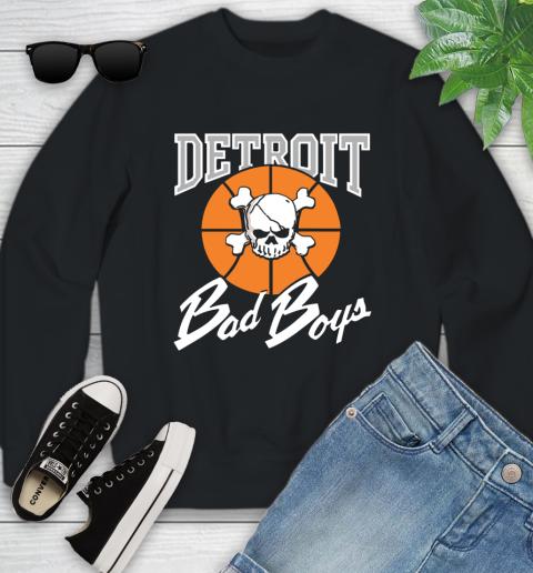 Detroit Bad Boys Youth Sweatshirt 1