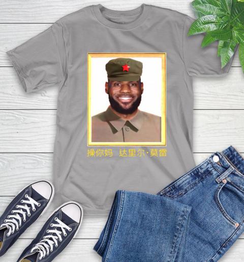 Barstool Lebron James China T-Shirt 6