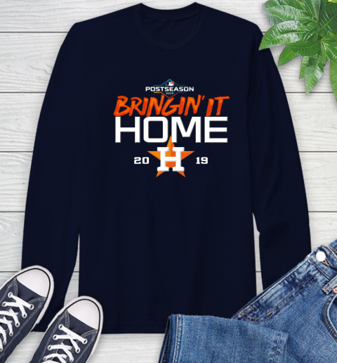 Bringing It Home Astros Long Sleeve T-Shirt 3