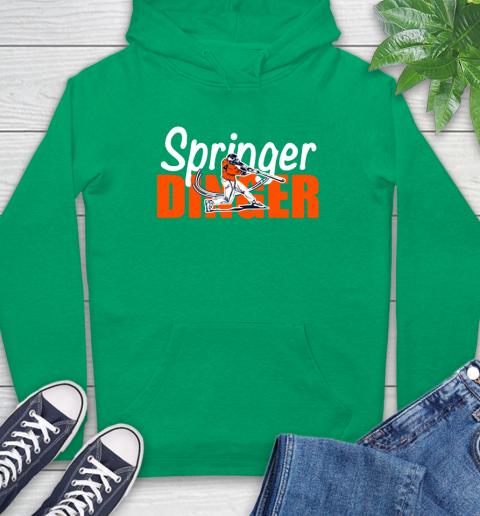 Houston Springer Dinger Fan Shirt Hoodie 8