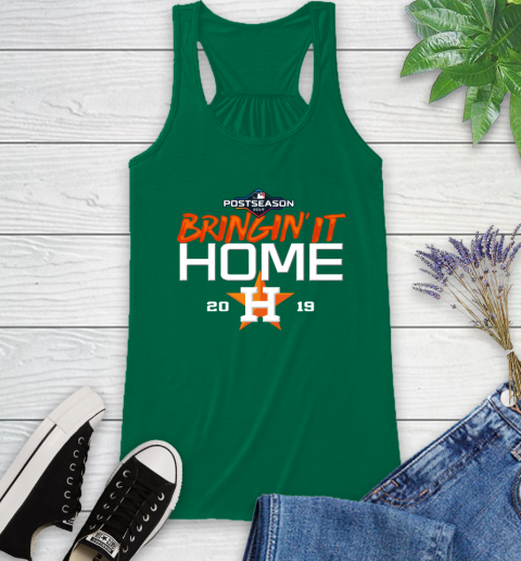 Bringing It Home Astros Racerback Tank 6