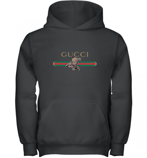 Black Panther Gucci Mashup Youth Hoodie