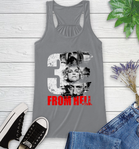 3 From Hell Racerback Tank 4