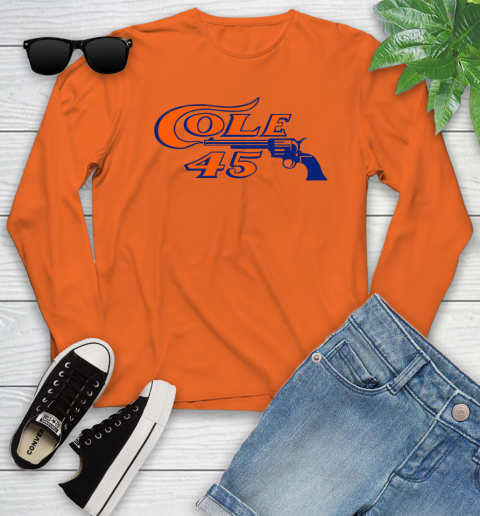 Cole 45 Youth Long Sleeve 4