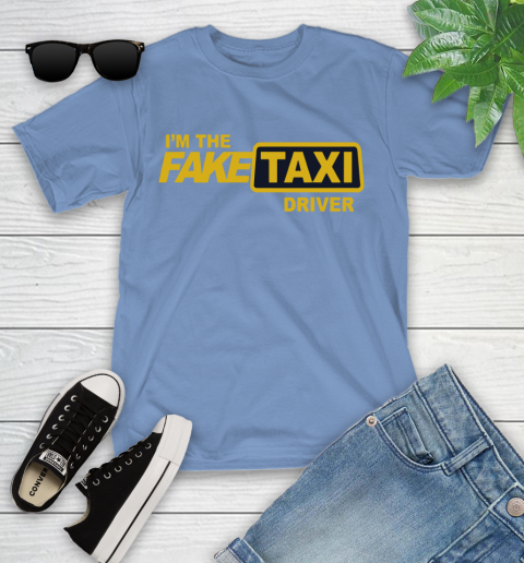 I am the Fake taxi driver Youth T-Shirt 11