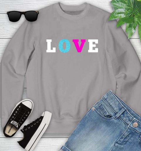 Love Shirt Savannah Guthrie Youth Sweatshirt 3