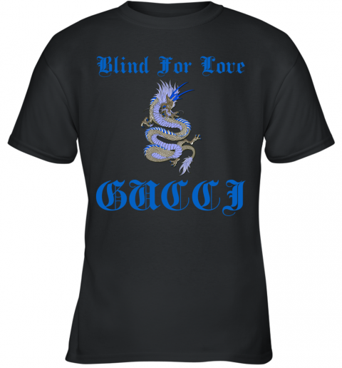Gucci Blind For Love Youth T-Shirt
