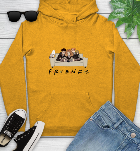Harry Potter Ron And Hermione Friends Shirt Youth Hoodie 2