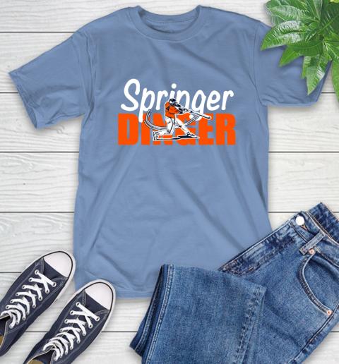 Houston Springer Dinger Fan Shirt T-Shirt 12