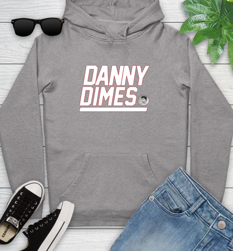 Danny Dimes Ny Giants Youth Hoodie 6