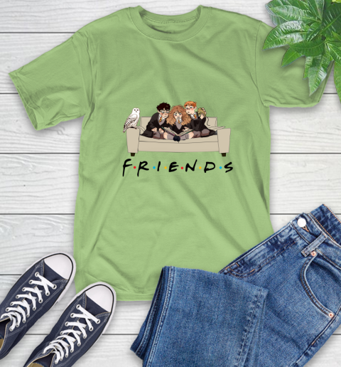 Harry Potter Ron And Hermione Friends Shirt T-Shirt 9