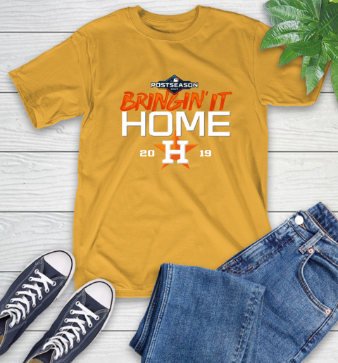 Bringing It Home Astros T-Shirt 2