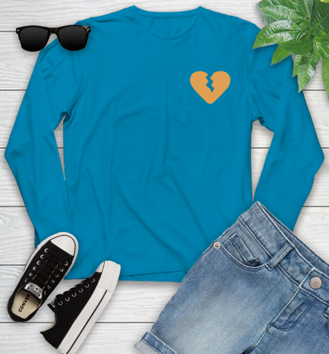 Marcus Lemonis broken heart Youth Long Sleeve 7