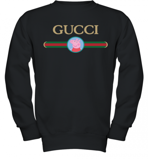 Peppa Pig Gucci Youth Sweatshirt