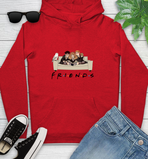 Harry Potter Ron And Hermione Friends Shirt Youth Hoodie 7