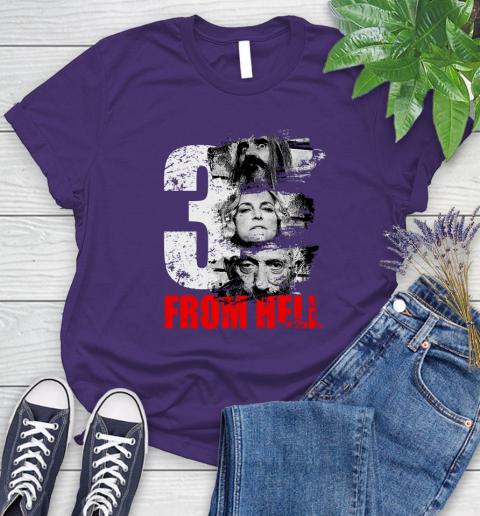 3 From Hell Women's T-Shirt 4