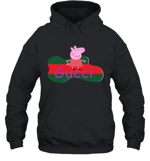 Peppa Pig Gucci Shirt Design Hoodie