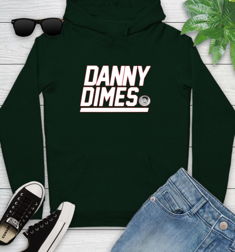 Danny Dimes Ny Giants Youth Hoodie 14