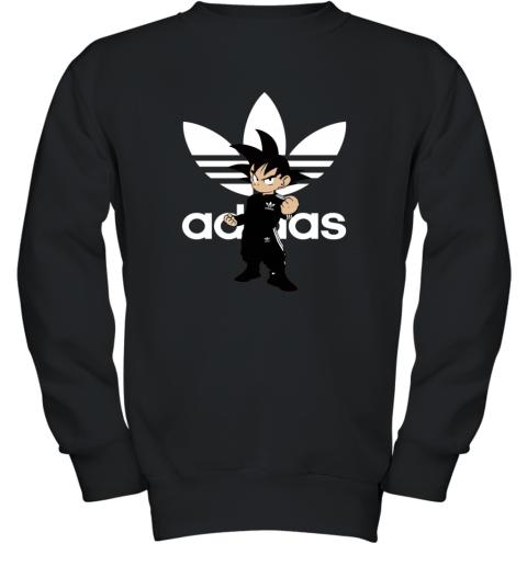 Adidas Songoku  Men Youth Sweatshirt
