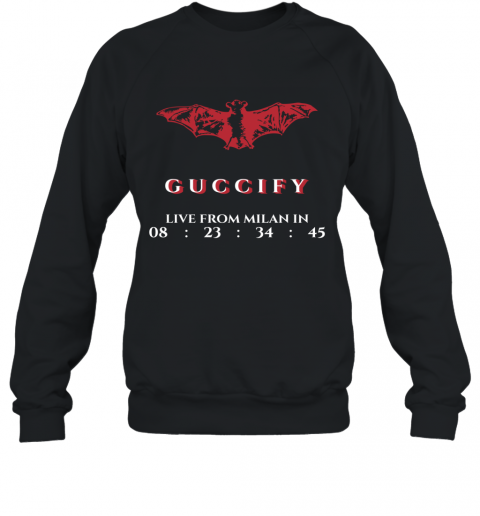 Gucci Bat Limited Edition Sweatshirt