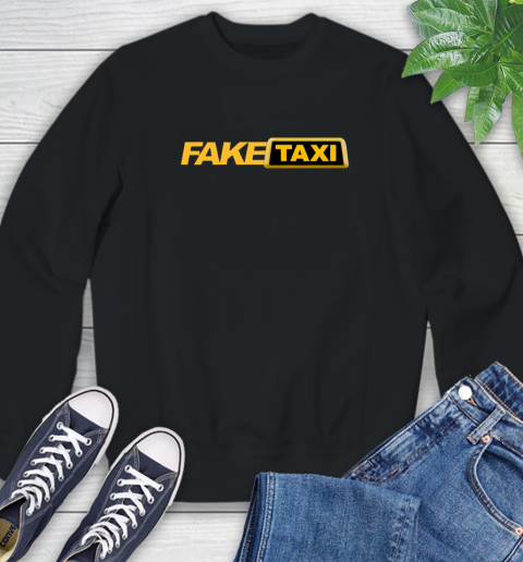 Fake taxi Sweatshirt 2