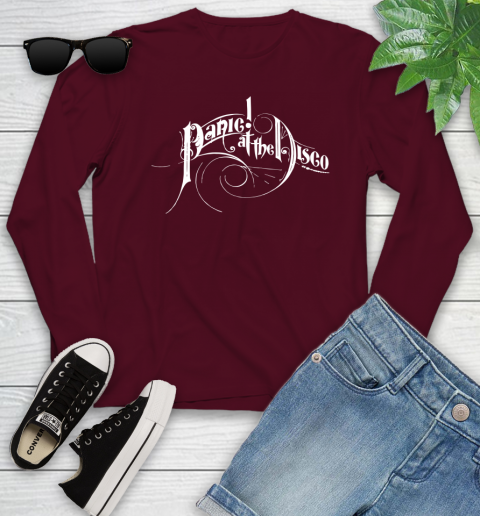 Panic At The Disco Youth Long Sleeve 6