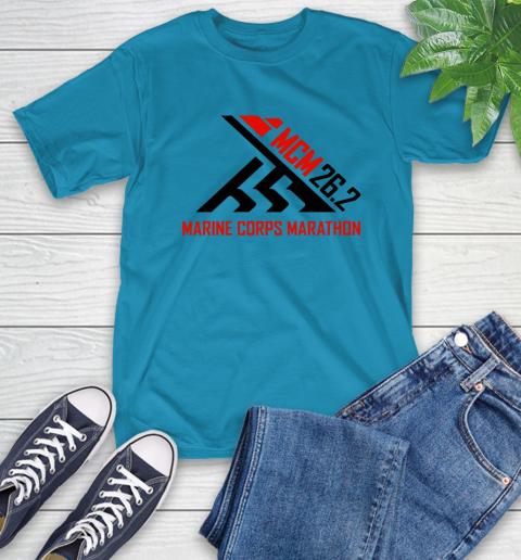 2018 Marine Corps Marathon T-Shirt 7