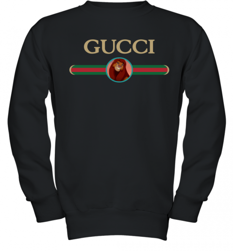 Gucci x Lion King Simba Youth Sweatshirt