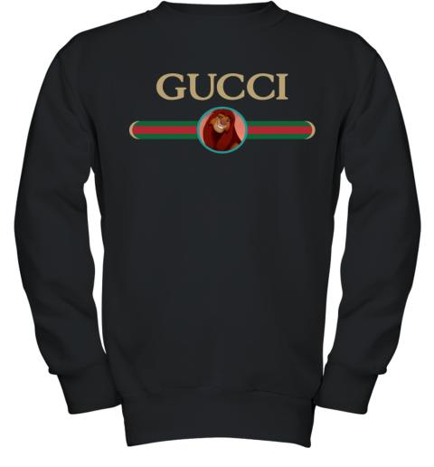 Gucci x Lion King Simba Youth Sweatshirt
