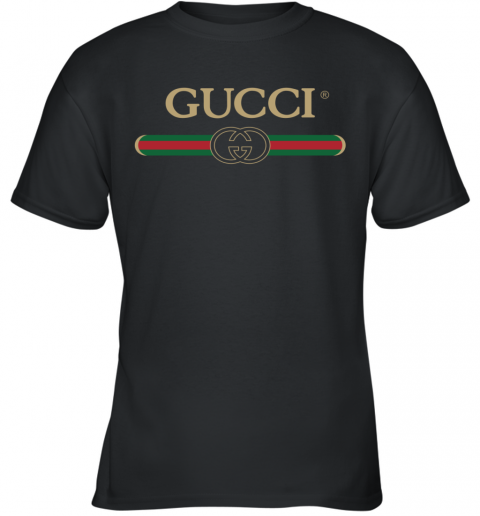 Gucci Shirt Logo Youth T-Shirt