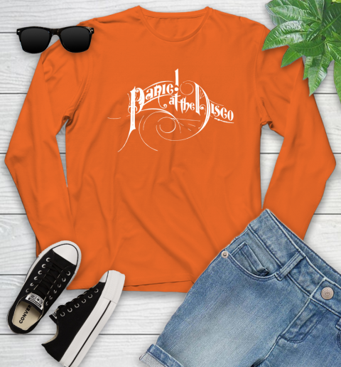 Panic At The Disco Youth Long Sleeve 3