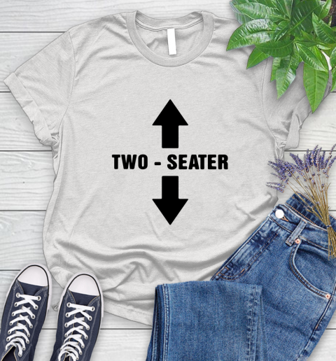 Two Seater Women's T-Shirt 1