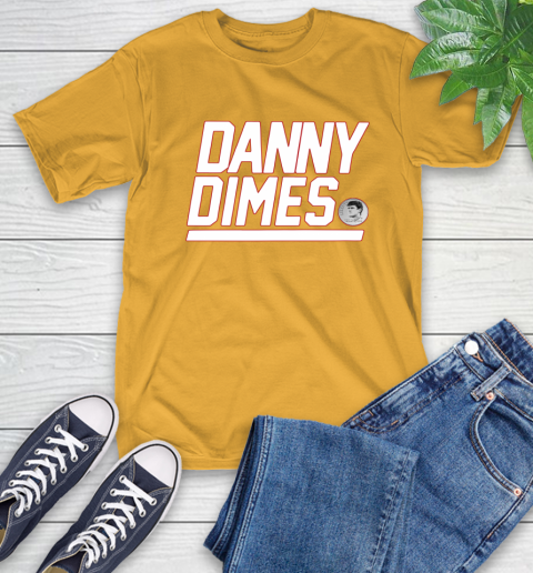 Danny Dimes Ny Giants T-Shirt 2