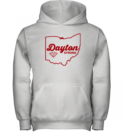 Dayton strong Youth Hoodie