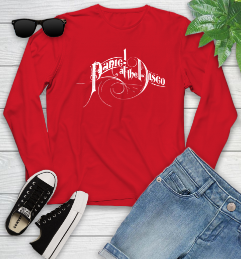 Panic At The Disco Youth Long Sleeve 11