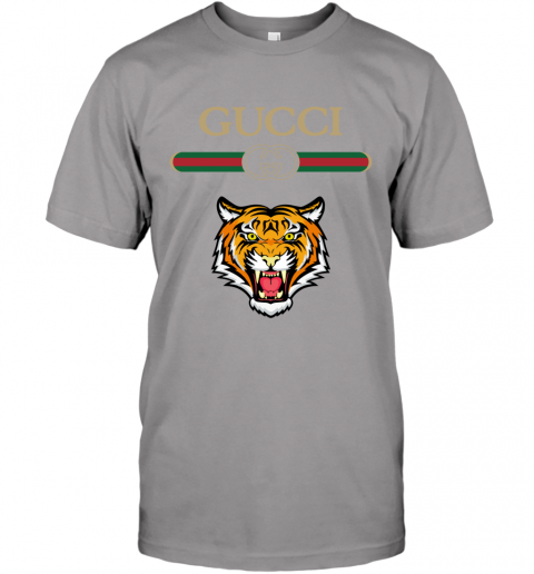 Gucci Logo With Tiger T-Shirt