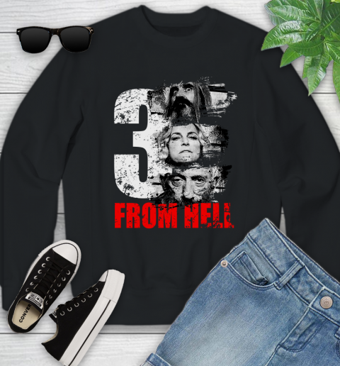 3 From Hell Youth Sweatshirt 1