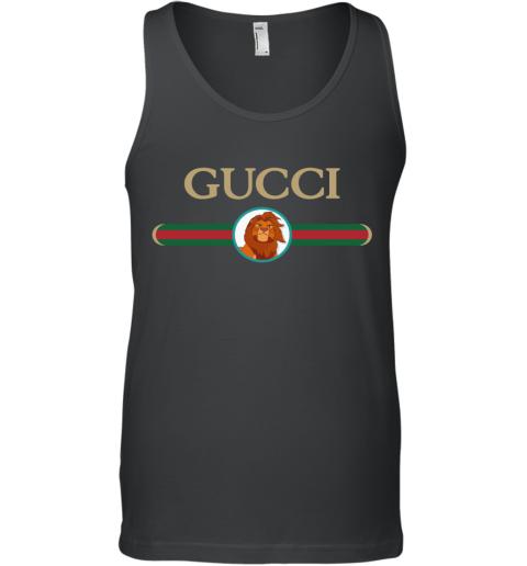 Lion King Simba Gucci Tank Top