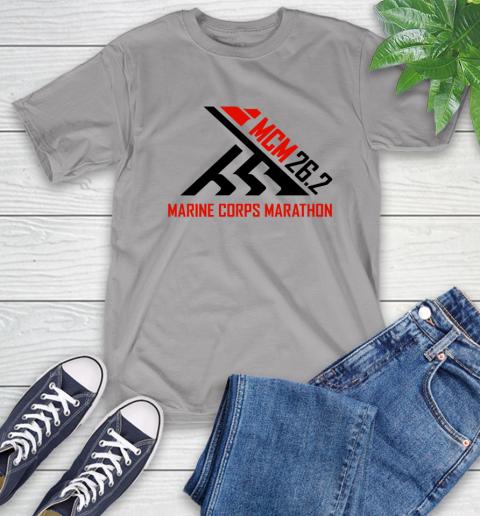 2018 Marine Corps Marathon T-Shirt 4