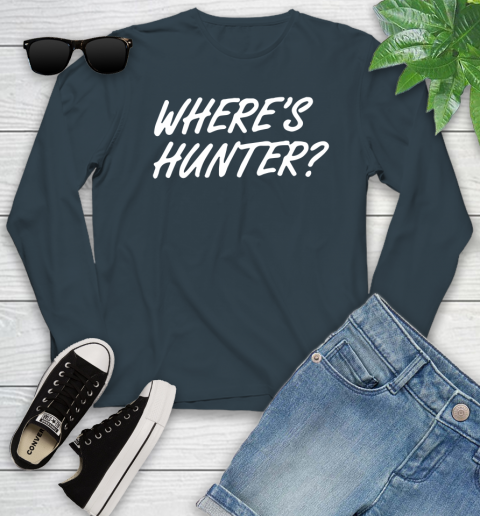 Where Is Hunter Youth Long Sleeve 9