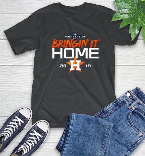 Bringing It Home Astros T-Shirt 1