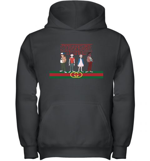 Gucci Stranger Things Youth Hoodie