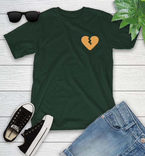 Marcus Lemonis broken heart Youth T-Shirt 5