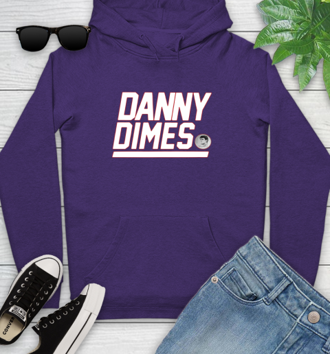 Danny Dimes Ny Giants Youth Hoodie 5