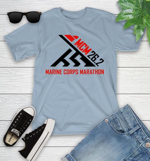 2018 Marine Corps Marathon Youth T-Shirt 6