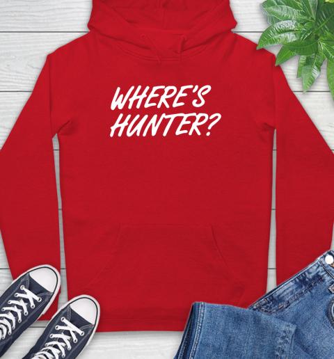 Where Is Hunter Hoodie 10
