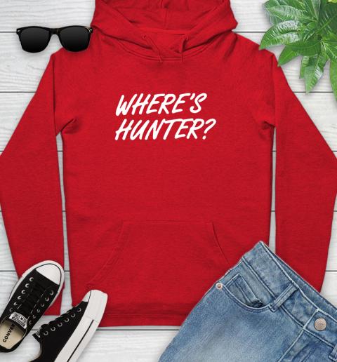 Where Is Hunter Youth Hoodie 12