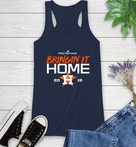 Bringing It Home Astros Racerback Tank 9